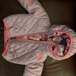 Baby Girls NorthFace Jacket